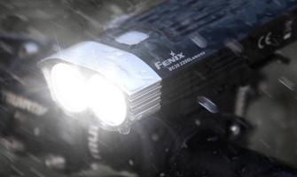 Fenix BC30 V2 Nouvelle version de cette lampe de vélo avec interrupteur sans fil