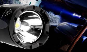 Fenix TK16, la lampe de poche tactique par excellence