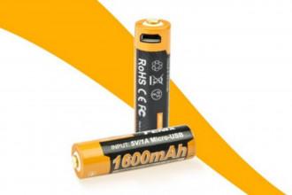 Fenix ARBL14-1600U -  Batterie 1,5V 1600mAh