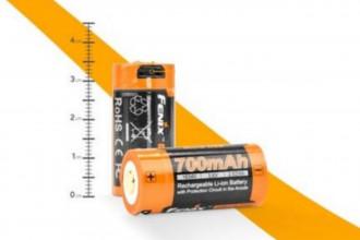 Fenix ARBL16-700U - Batterie 3,6V 700mAh