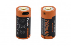 ARB-L16-700UP - Batterie 16340 Li-ion 700mAh Micro USB