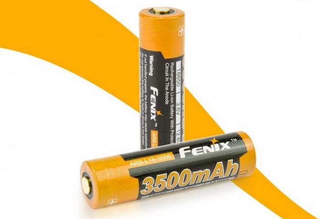 Fenix ARBL18-3500 - Batterie 3,6V 3500mAh