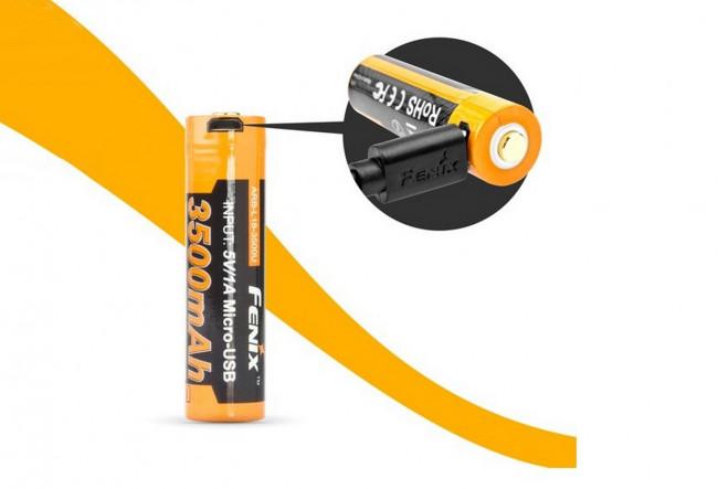 Fenix ARBL18-3500U - Batterie 3,6V 3500mAh