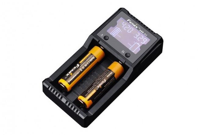 Fenix ARE-A2 Chargeur de batterie intelligent à double canal