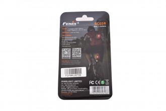 Fenix BC05R - Feu arrière de vélo - 10 lumens
