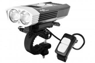 Fenix BC30R 2017 - Lampe de vélo rechargeable - 1800 lumens