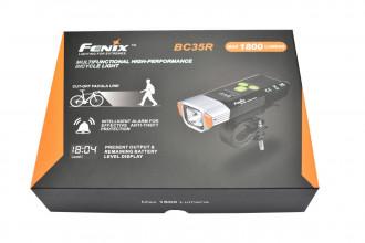 Fenix BC35R - Lampe de vélo rechargeable - 1800 lumens