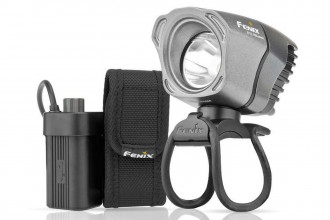 Fenix BT10 - Lampe de vélo - 350 lumens