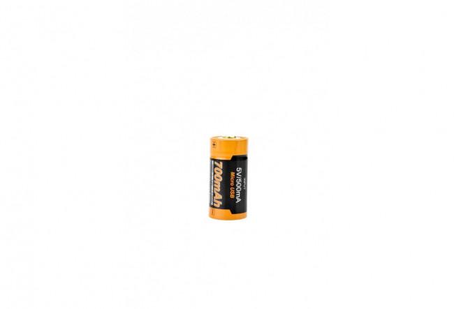 Fenix CL09 Noir - Lampe de camping - 200 Lumens