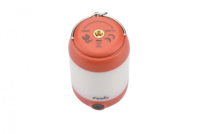 Fenix CL23 Rouge - Lanterne de camping - 300 lumens