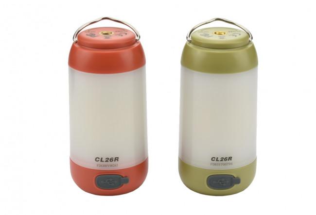 Fenix CL26R Vert Lanterne de camping rechargeable - 400 lumens