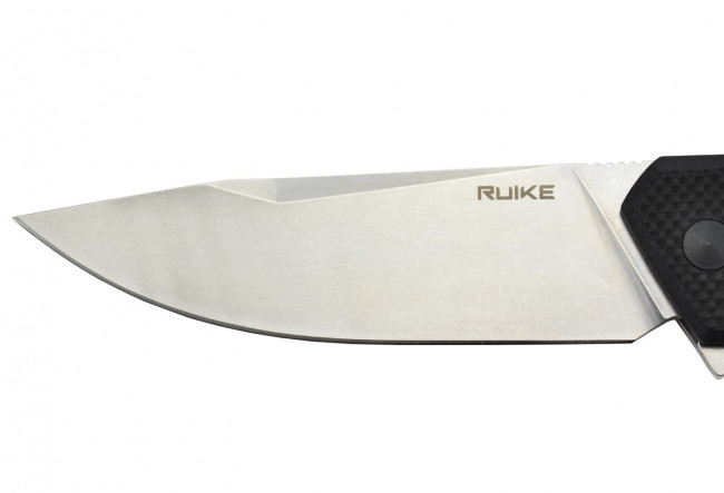 Ruike D191-B Couteau pliant lame acier 8Cr14MoV manche G10