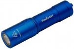 Fenix E01 V2.0 BLEU mini lampe de poche porte-clés - 100 lumens