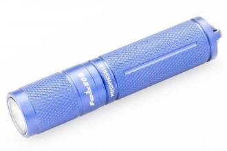 Fenix E05 Bleu - Mini-lampe - 85 Lumens