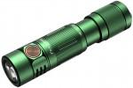 Fenix E05R vert Mini lampe de poche porte-clés rechargeable