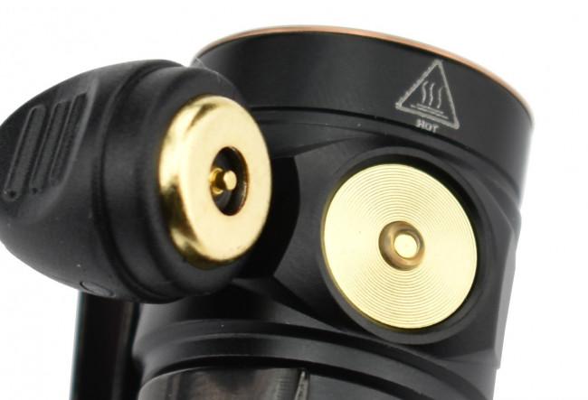 Fenix E18R - Lampe ultra-compacte - 750 lumens