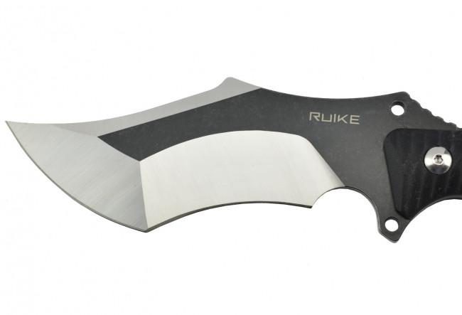 Ruike F181-B1 Couteau Karambit acier 14C28N manche G10