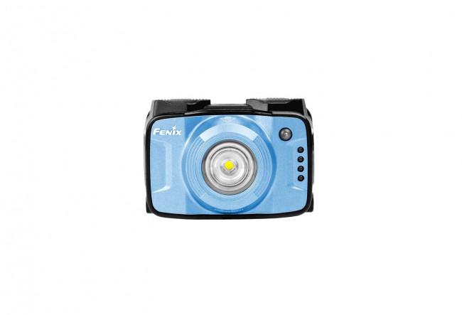 Fenix HL12R Bleu - Frontale rechargeable - 400 lumens