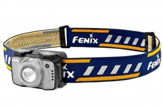 Fenix HL12R Gris - Frontale rechargeable - 400 lumens