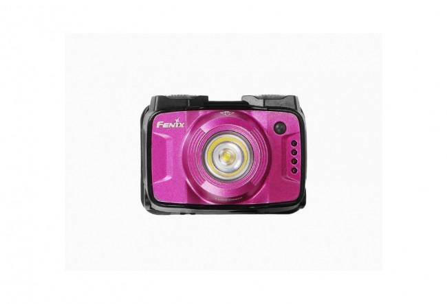 Fenix HL12R Rose - Frontale rechargeable - 400 lumens