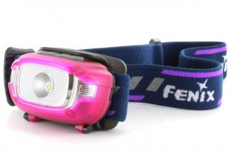 Fenix HL15 Rose - Frontale légère - 200 Lumens