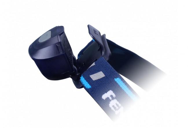 Fenix HL16 Bleu - Frontale pour enfants - 70 Lumens