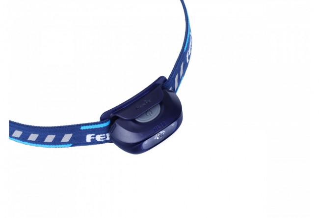 Fenix HL16 Jaune - Frontale pour enfants - 70 Lumens