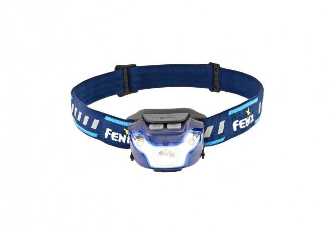 Fenix HL26R Bleu - Frontale rechargeable - 450 Lumens
