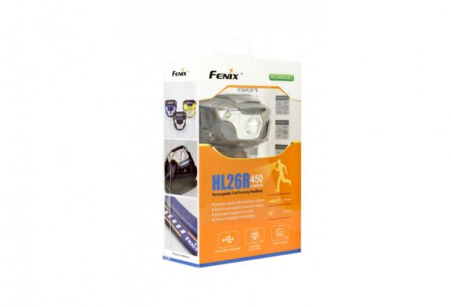 Fenix HL26R - Frontale rechargeable - 450 Lumens