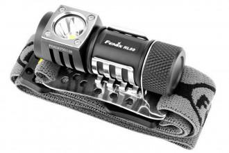 Fenix HL50 - Lampe frontale - 365 Lumens
