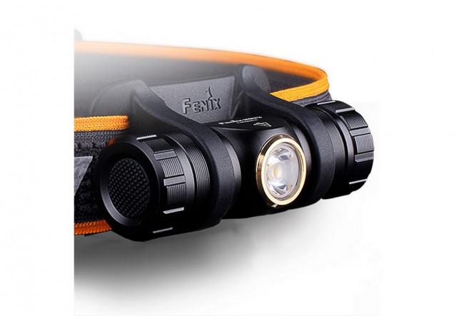 Fenix HM23 Lampe frontale AA compacte et légère - 240 lumens