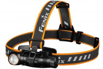 Fenix HM61R Lampe frontale rechargeable multifonctions - 1200 lumens