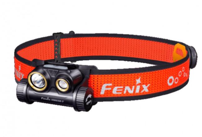 Fenix HM65R-T - Lampe frontale double faisceau en magnésium - 1500 lumens