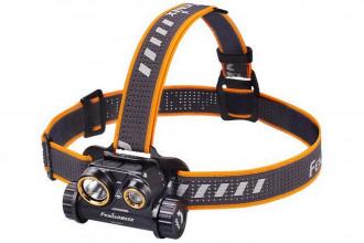 Fenix HM65R Lampe frontale à double faisceau - 1400 lumens