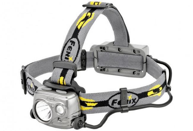 Fenix HP25R - Lampe frontale rechargeable - 1000 Lumens