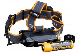 Fenix HP25R V2.0 lampe frontale rechargeable à longue autonomie - 1600 lumens