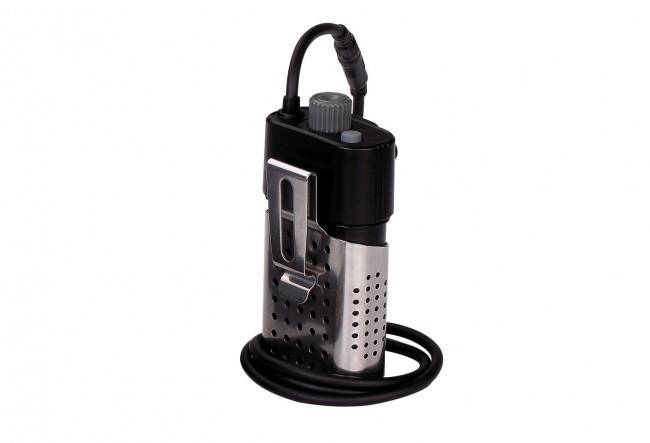 Fenix HP30R GRIS - Lampe frontale avec boitier externe - 1750 Lumens