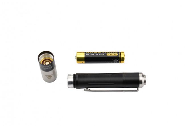 Fenix LD02 V2.0 - Lampe de poche compacte - 70 lumens