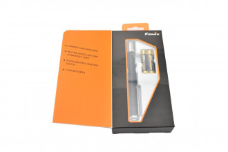 Fenix LD05 V2.0 - Lampe de poche LED et UV - 100 lumens