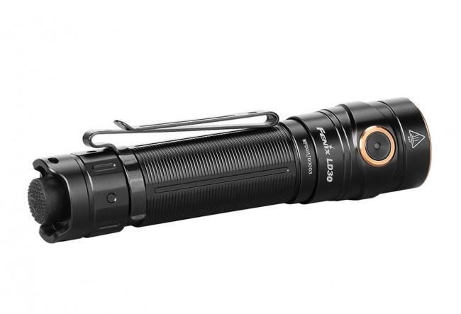 Fenix LD30 - Lampe de poche tactique - 1600 lumens