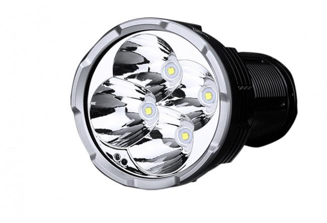 Fenix LR50R - Lampe de recherche ultra-haute luminosité - 12K lumens