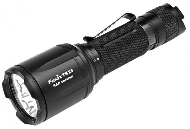 Fenix TK25RB - Lampe de chasse avec lumière rouge et bleue - 1000 Lumens