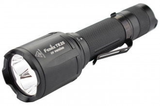 Fenix TK25 UV Version - Lampe tactique LED&UV - 1000 lumens