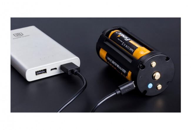 Fenix TK75 Édition 2018 - Lampe rechargeable puissante - 5100 Lumens