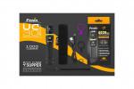 Fenix UC30 2017 - Lampe de poche rechargeable - 1000 Lumens