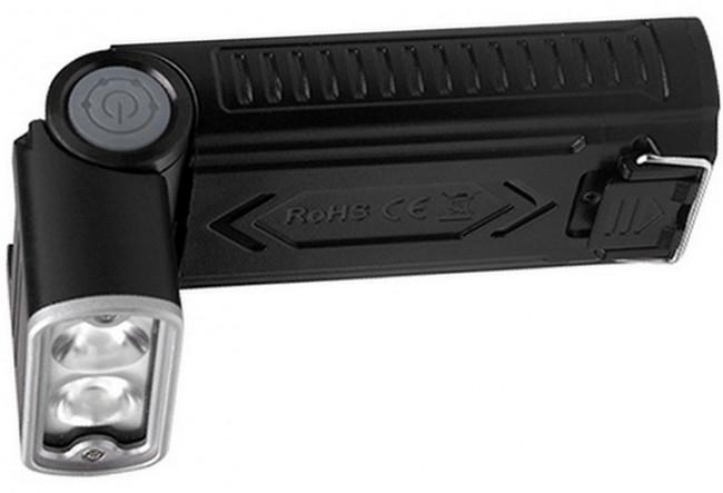 Fenix WT20R - Lampe à tête ajustable - 400 lumens